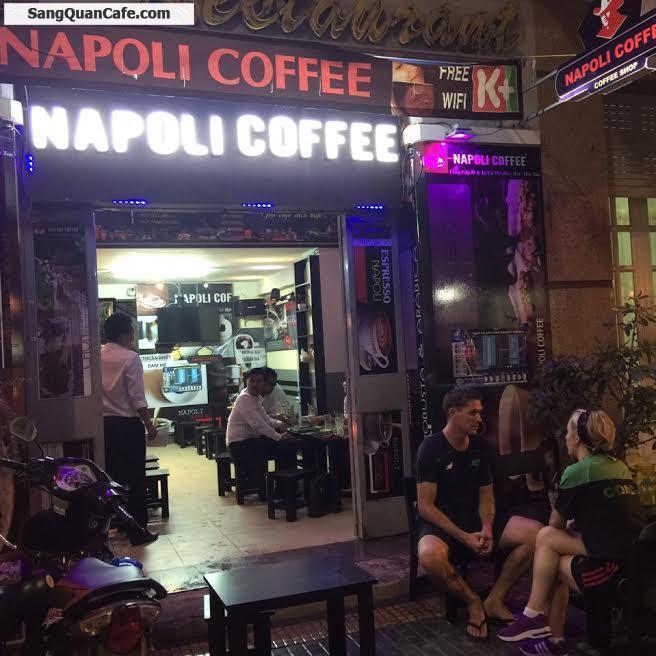 Cần sang nhượng quán cafe Rang Xay thương hiệu Napoli