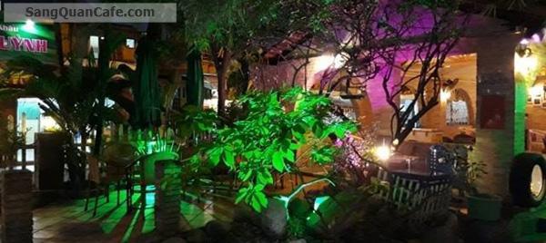 Cân sang nhượng quán cafe sân vườn đẹp nhất Thanh Đa