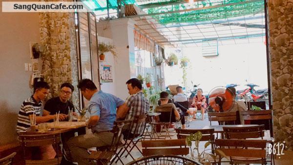 Cần sang nhượng quán cafe vị trí đẹp, khu dân cư đông