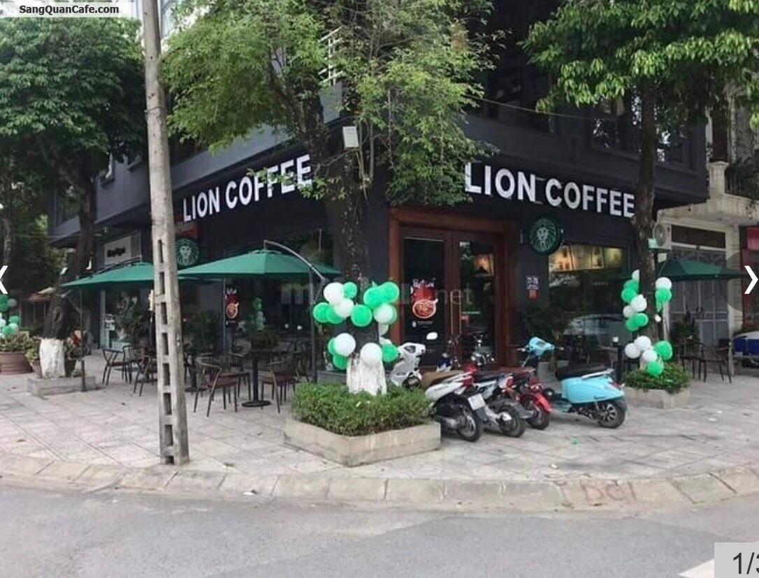 Cần sang nhượng quán LION COFFEE Bắc Ninh