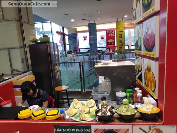 Cần sang quán Binsu Hàn Quốc Trung Tâm NowZone