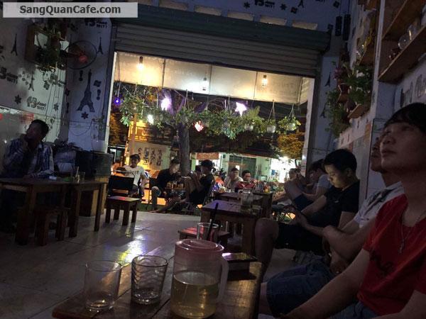 Cần sang quán cà phê coffee Embassy
