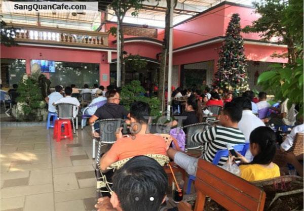 Sang quán cafe 2 mặt tiền đường 21 Nghĩa Thành