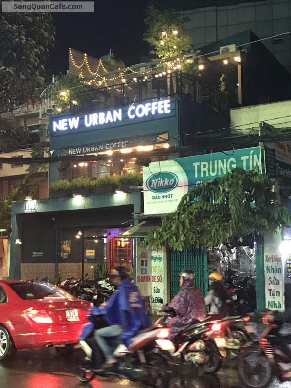 Cần sang quán cà phê đường Bình Thới