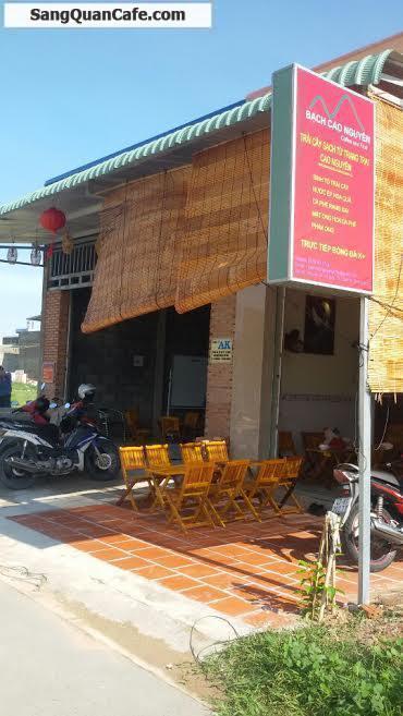Cần sang quán ca phê kdc việt - sing Bình Dương