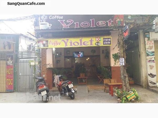 Cần sang quán cà phê quận Tân Bình
