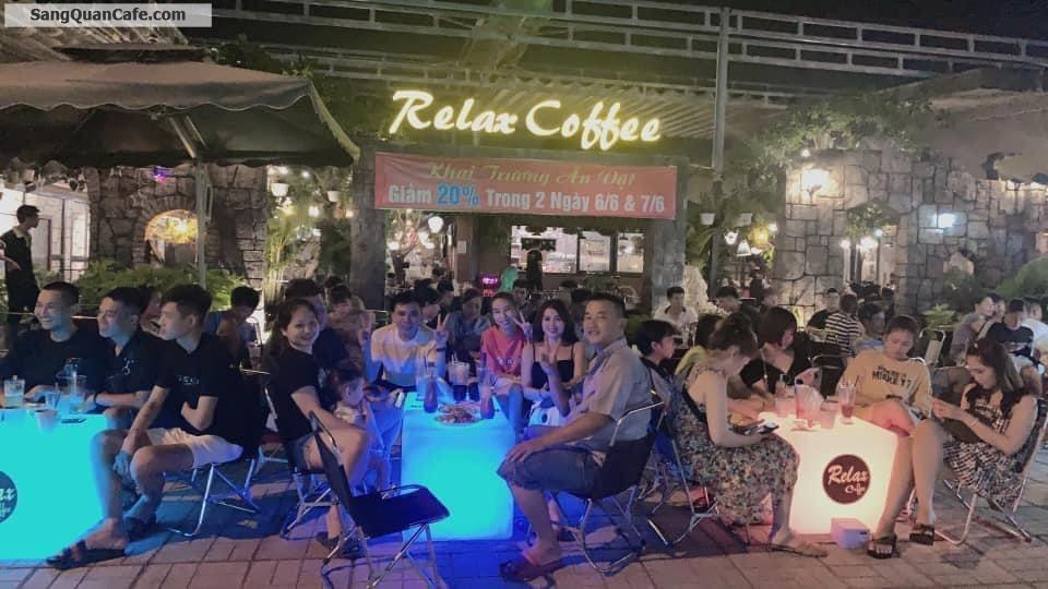 Cần sang quán cà phê Relax nổi tiếng Quận 9