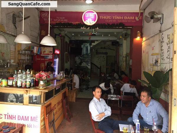 Sang quán cafe tại đường D5 Bình thạnh