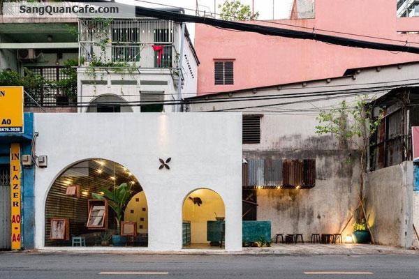 Cần sang quán cà phê vị trí đắc địa Quận Phú Nhuận