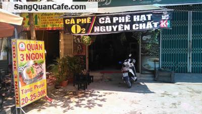 Cần sang quán cafe + bò né quận 12