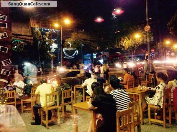 Cần sang quán Café 2 mặt tiền đường Tôn Đức Thắng