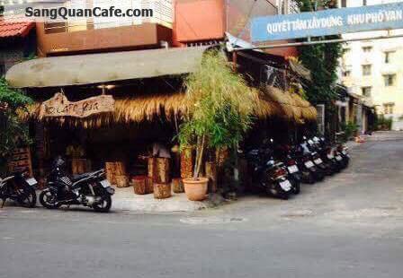 Cần sang quán cafe 2 mặt tiền khu k 300