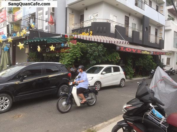 Cần sang quán cafe 2 mặt tiền quận Bình Tân