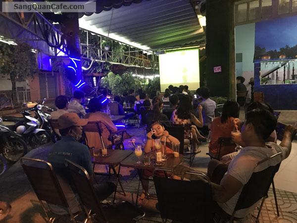 Cần sang quan cafe 2 mặt tiền Quân Tân Phú