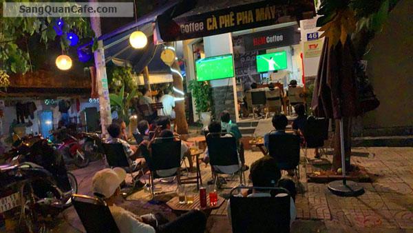 Cần sang quan cafe 2 mặt tiền Tân Phú