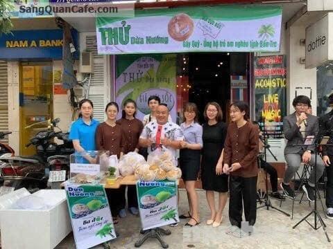 Cần sang Quán Cafe Cá Koi đường Quang Trung