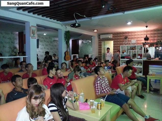 Cần sang quán cafe cao cấp khu CX Bắc Hải, trung tâm quận 10