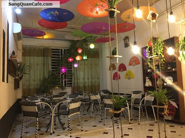 Cần sang quán Cafe Cư Xá Phú Lâm B