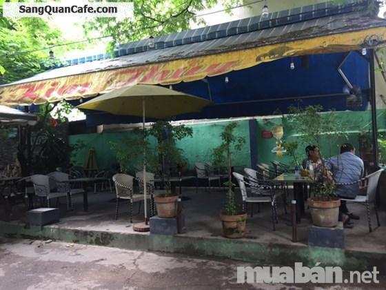 Cần sang quán cafe dân vườn kinh doanh được 3 năm