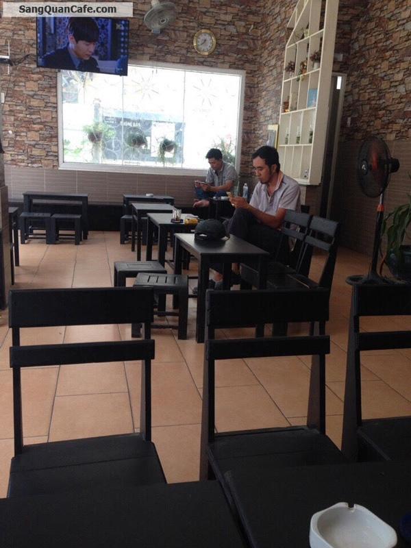 cần sang quán cafe đang đông khách quận Tân Bình
