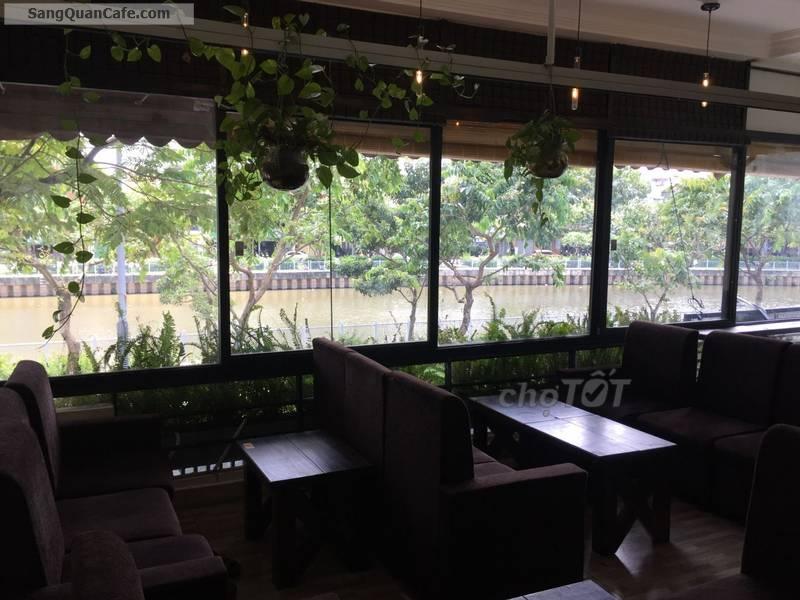 Cần sang quán cafe đang hoạt động đông khách