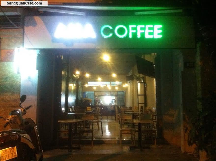 Cần sang quán cafe, đẹp, đông khách,