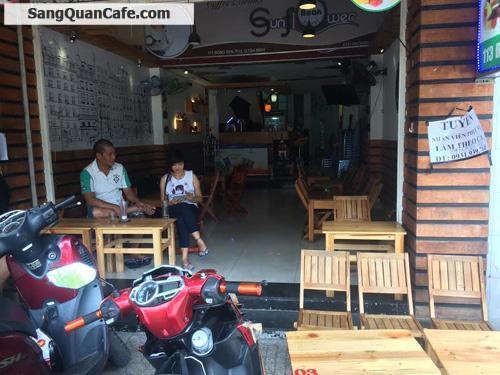 Cần sang quán cafe đường Đồng Đen