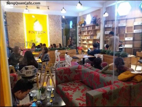 Cần sang quán Cafe đường nguyễn Du