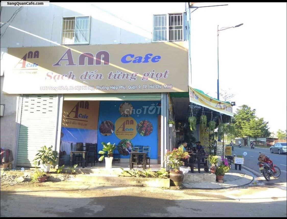 Cần sang quán Café gần Bến xe Thành bưởi