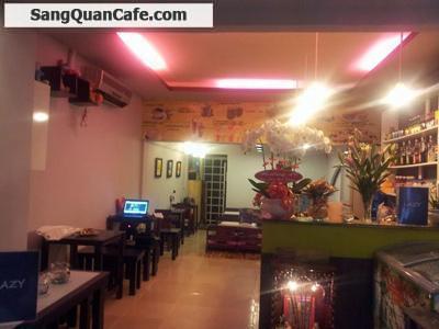 Cần sang quán cafe gấp đường Trịnh Đình Trọng