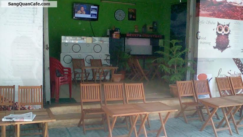 Cần sang quán cafe ghế gỗ chung chư Ngô Tất Tố
