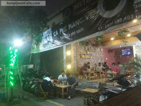Cần sang quán cafe Ghế Gỗ quận 11