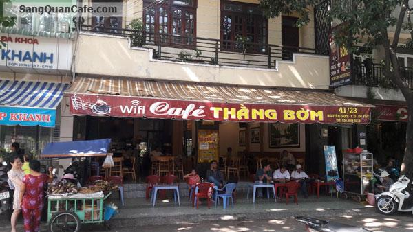 Cần sang quán cafe Gò Vấp  8 x 10m
