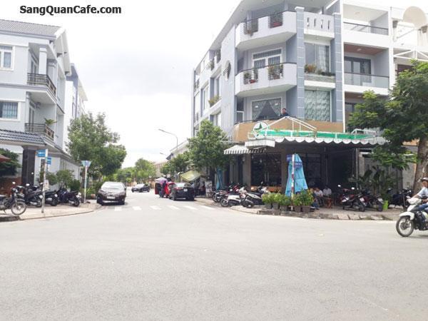 Cần Sang Quán Cafe góc 2 mặt tiền đường 41