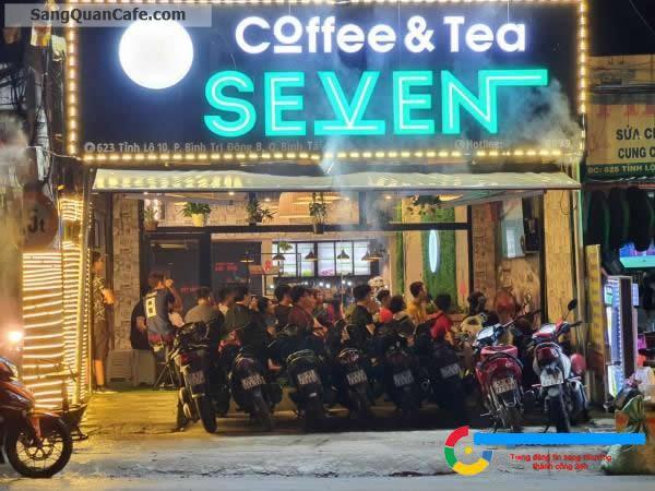 Cần sang quán cafe góc 2 mặt tiền đường lớn