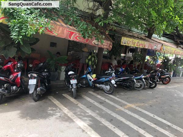 Cần sang quán Cafe góc 2 mặt tiền quận Bình Tân