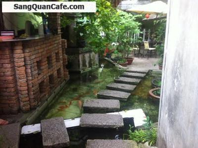 Cần sang quán Cafe  khu vip ngay DHCN Gò Vấp