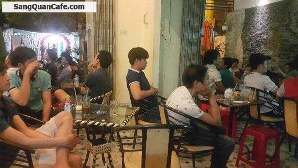 Cần sang Quán Cafe mặt tiền đường Tô Ngọc Vân