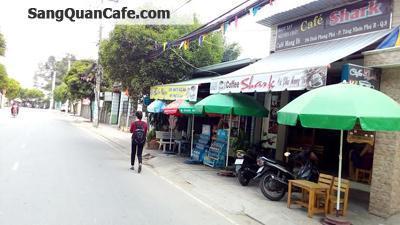 Cần sang quán cafe mặt tiền khu quận 9