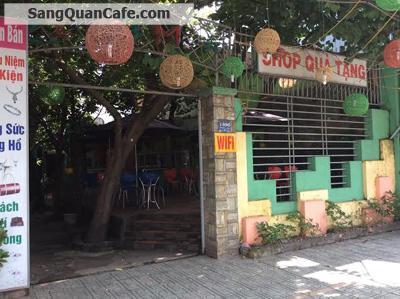 Cần sang quán cafe mặt tiền Quang Trung