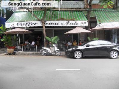 Sang quán cafe máy lạnh DJ cơm trưa VP ngay trung tâm quận 10
