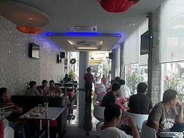 Cần Sang Quán Cafe Máy Lạnh gấp