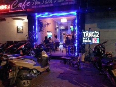 Cần sang quán cafe, máy lạnh Lương Định quận 2