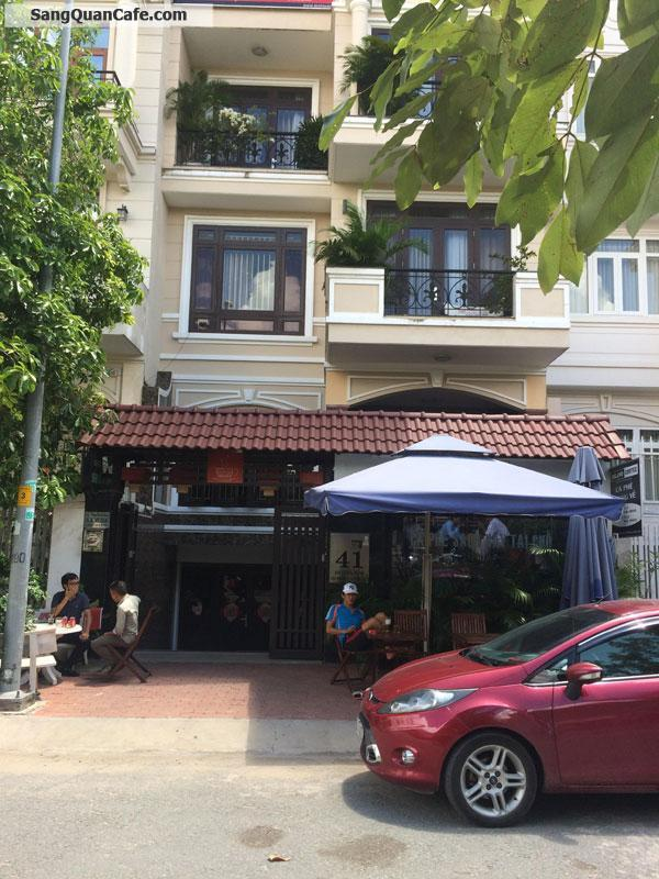 Cần sang quán cafe Milano Quận 7