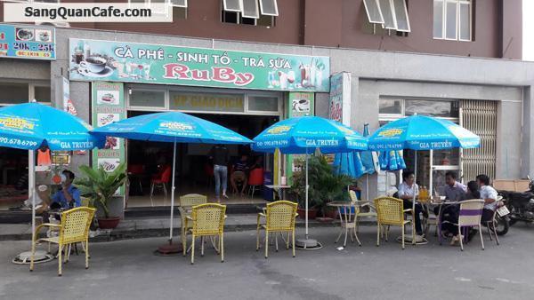 cần Sang quán cafe ngay chung cư Khang Gia