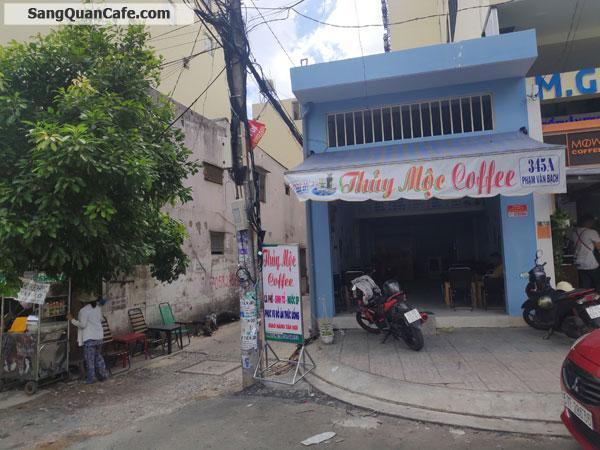 Cần sang quán cafe nguyên căn Phạm Văn Bạch