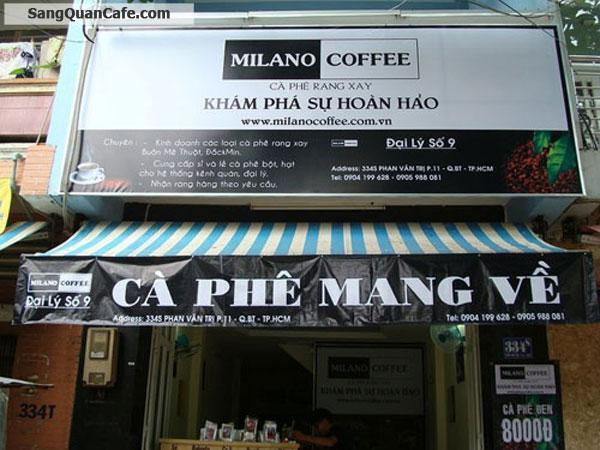 Cần Sang Quán Cafe Nguyên Chất Milano