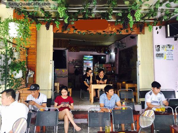 Cần sang quán cafe ở mặt tiền đường Phạm Văn Đồng