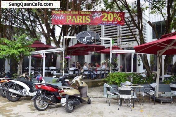Cần sang quán Cafe Paris KDC Phong phú