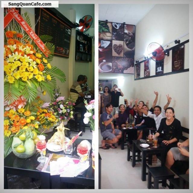 Cho thuê MB quán cafe quận 5